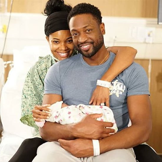 Pictures of Gabrielle Union and Dwyane Wade's Daughter