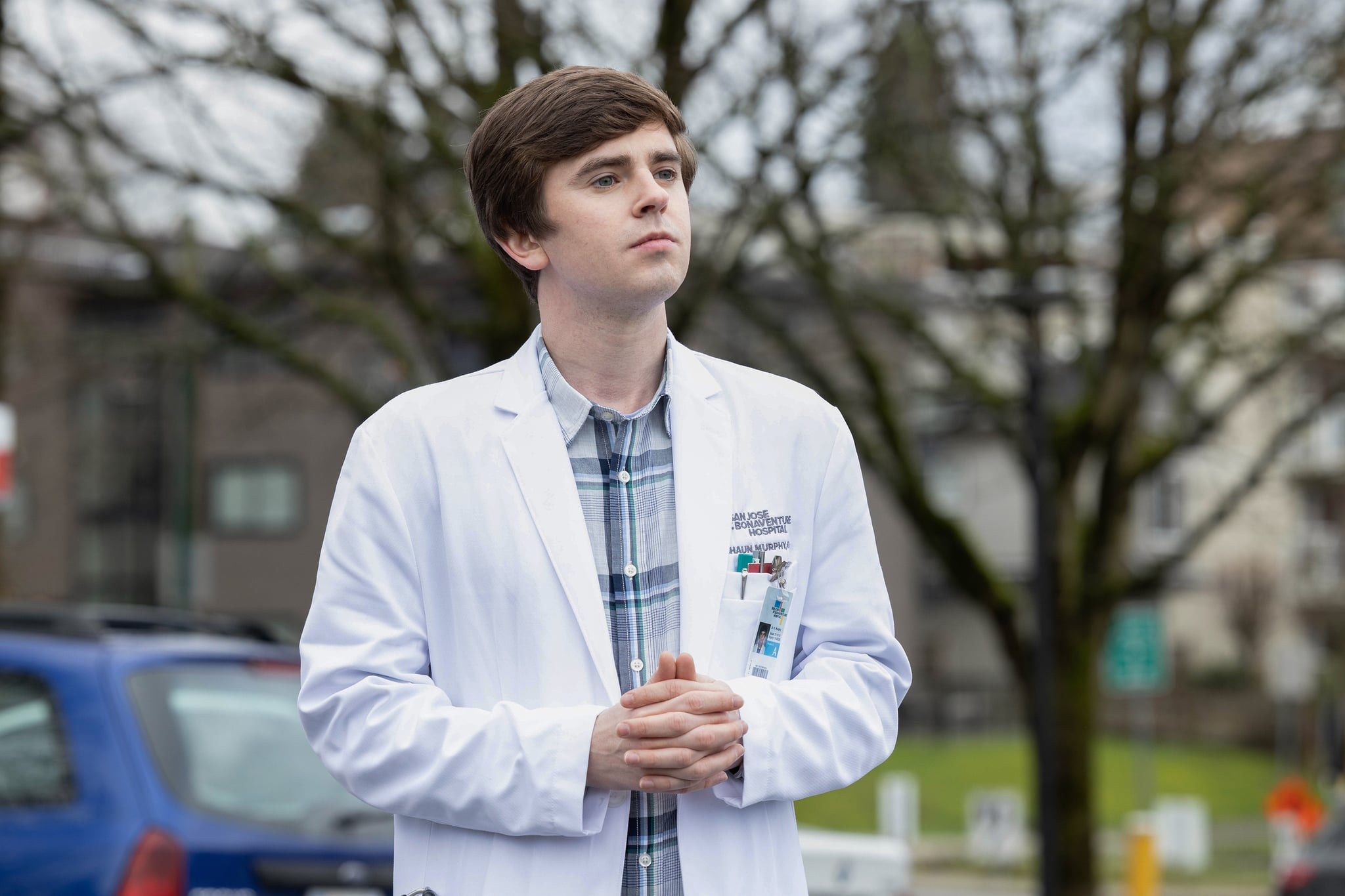THE GOOD DOCTOR -