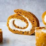 Healthy Pumpkin Roll Recipe