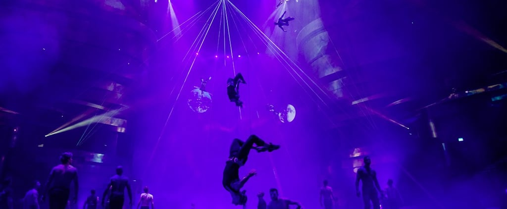 This New Aqua Theater Show in Dubai Looks Insane