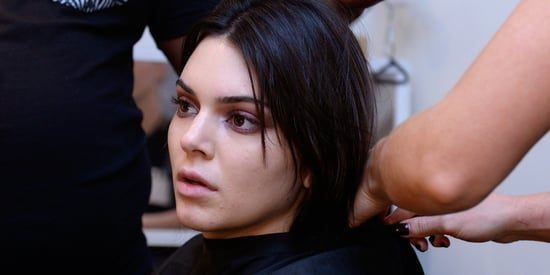 Kendall Jenner Has A Surprisingly Low-Key Trick To Perfect Hair