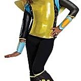DC Super Hero Girls Bumblebee Costume