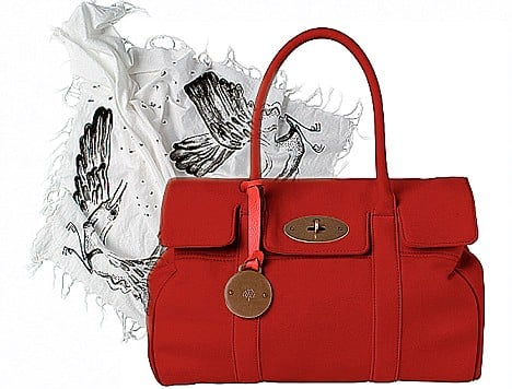Mulberry for Gap and Product (RED)