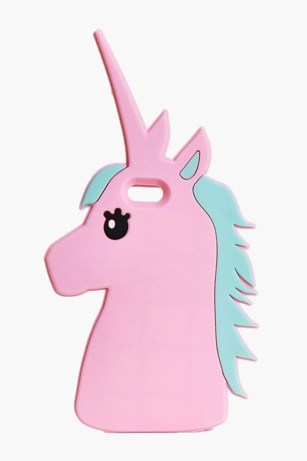 Boohoo Unicorn Novelty Rubber iPhone 6 Case ($7, originally $10)