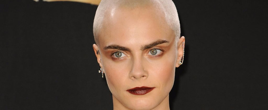 Cara Delevingne Suits Every Single Hairstyle, and Here's the Proof