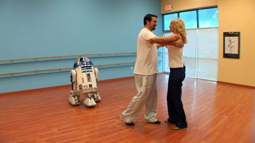 R2-D2 Makes A Rare Dancing With The Stars Appearance