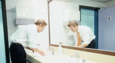 Men, Hands & Public Restrooms: Dirty Little Secrets