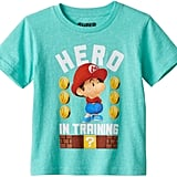 """Hero in Training"" Tee"