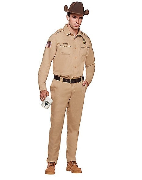 Adult Jim Hopper Costume ($60)