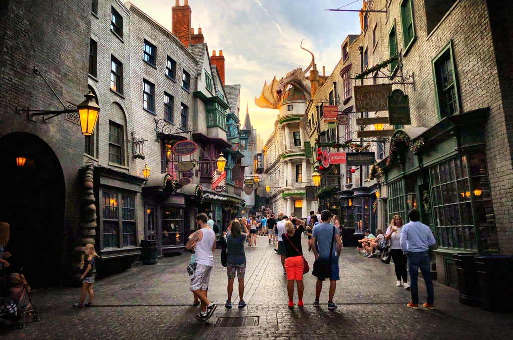 Harry Potter World Tips