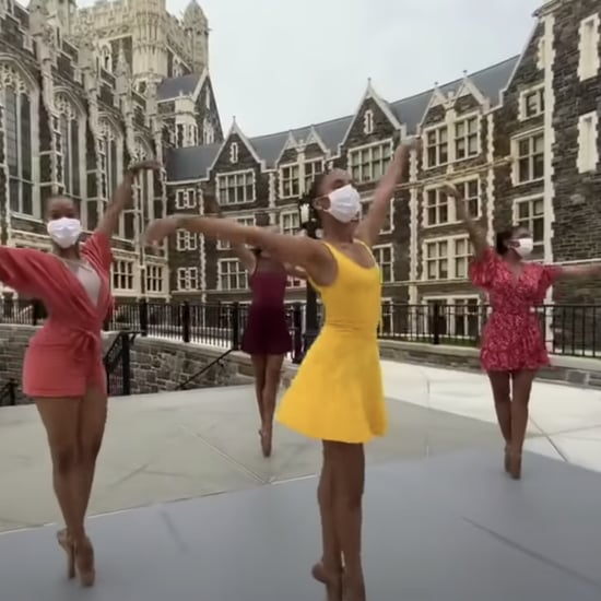 "Watch This Stunning ""Dancing Through Harlem"" Routine"