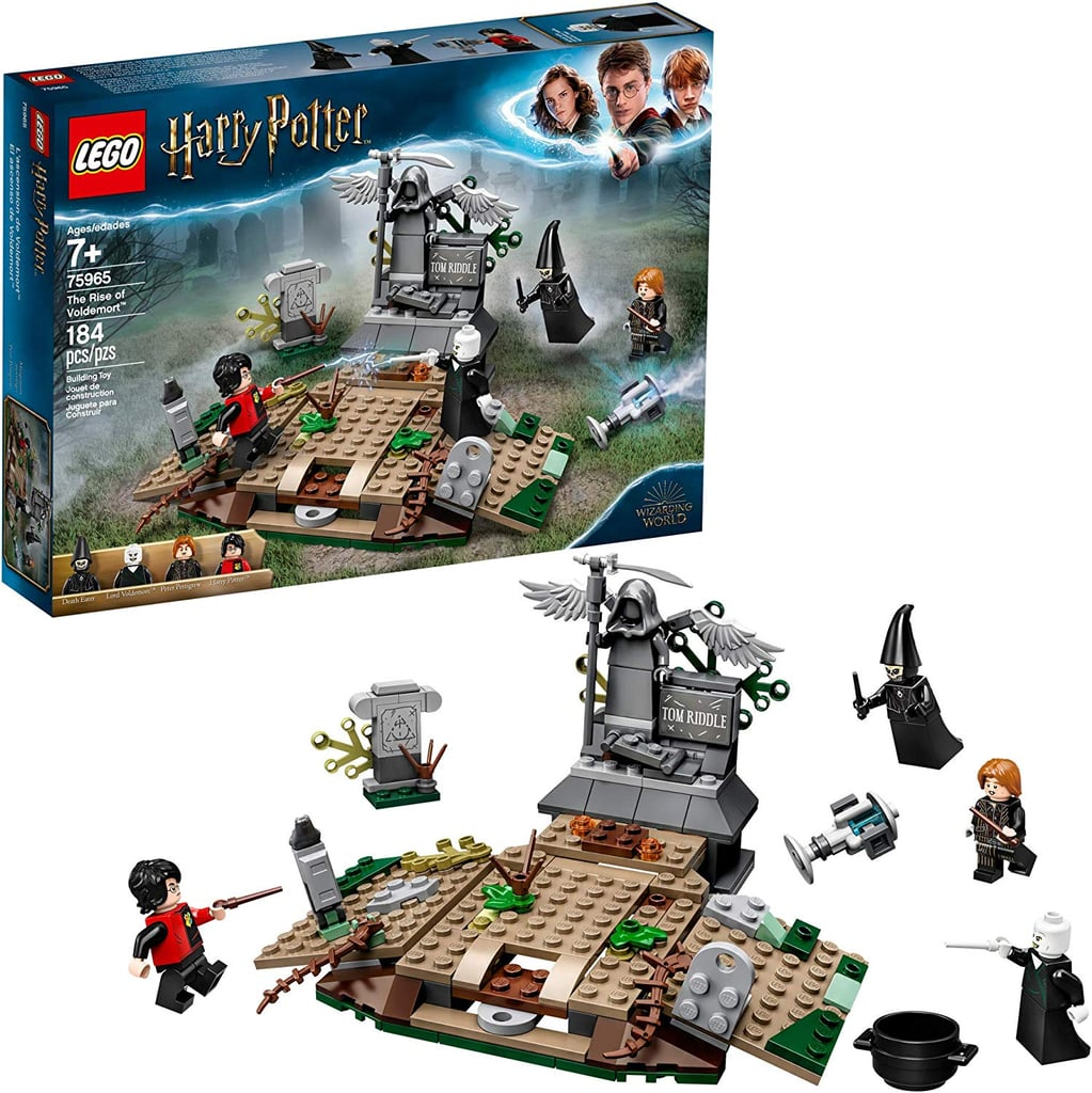 Lego Harry Potter and the Goblet of Fire: The Rise of Voldemort