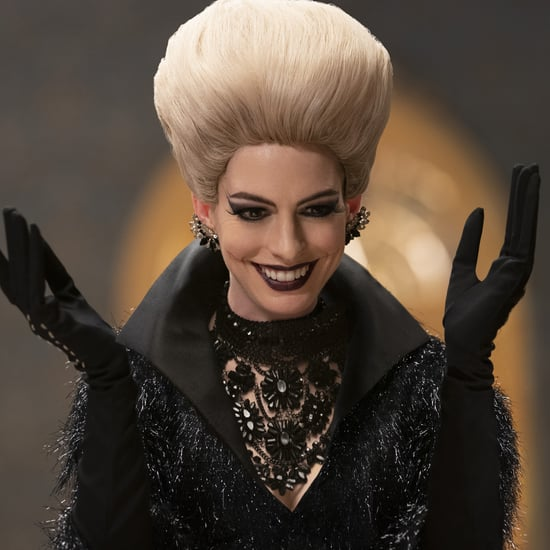 Anne Hathaway's The Witches Hair and Makeup Details