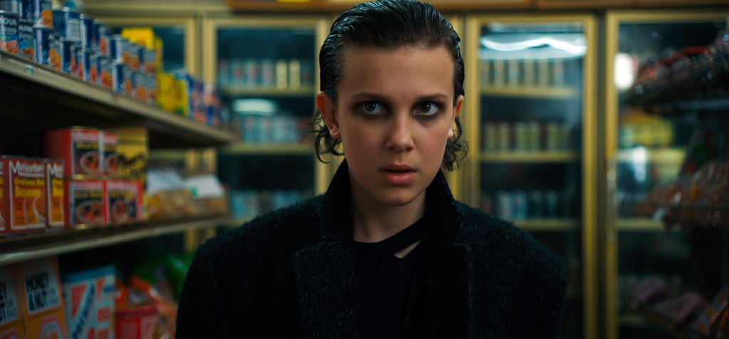 Eleven From Stranger Things, Season 2