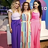 Jenny Mollen, Lisa Sugar, and Stacey Bendet