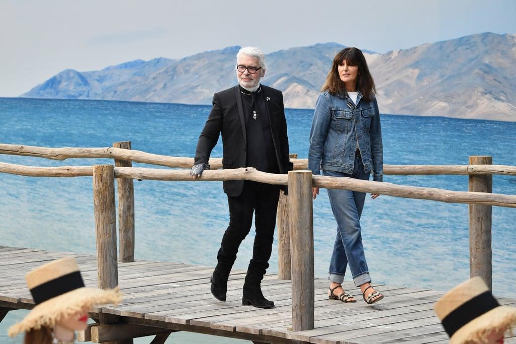 Chanel named Virginie Viard its creative director.