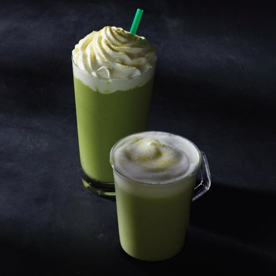 Citrus Green Tea Latte at Starbucks
