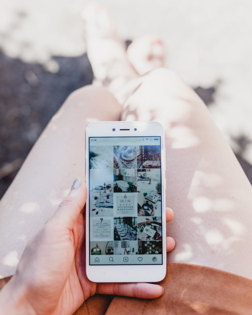 Create your own hashtag on Instagram.
