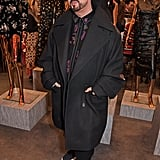 Boy George at the Fashion For Relief Charity Pop-Up Store