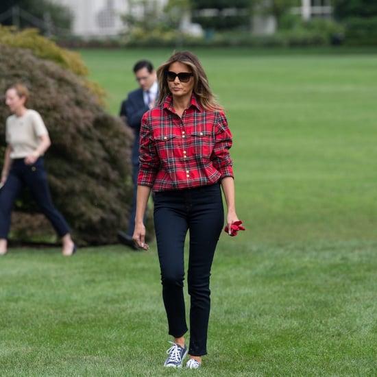 Melania Trump's Sneakers