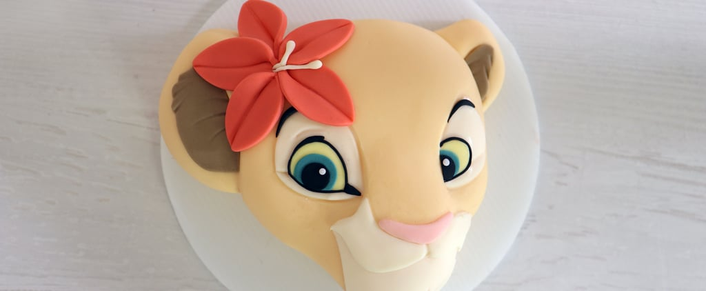 How to Make a Lion King Nala Cake | Video