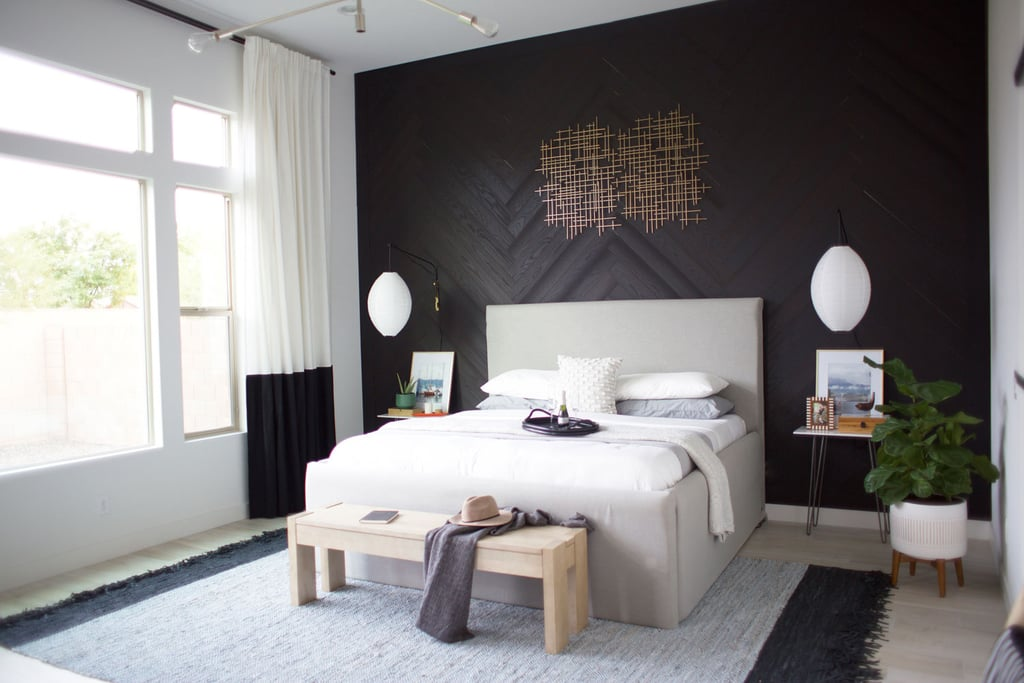 How To Decorate A Bedroom From Scratch Popsugar Home Australia
