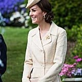 Kate Middleton at Northern Ireland Garden Party June 2016