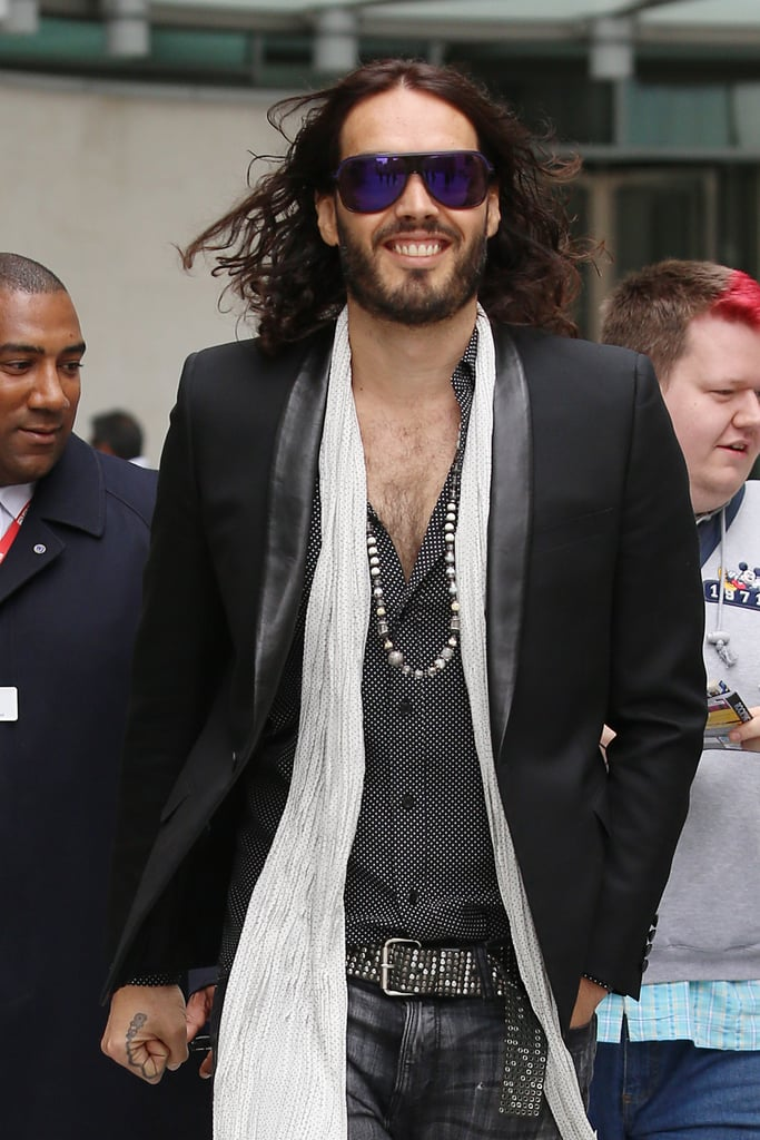 Russell Brand | Celebrity Reactions to Gay Marriage Ruling ...