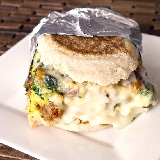 Frittata Breakfast Sandwich