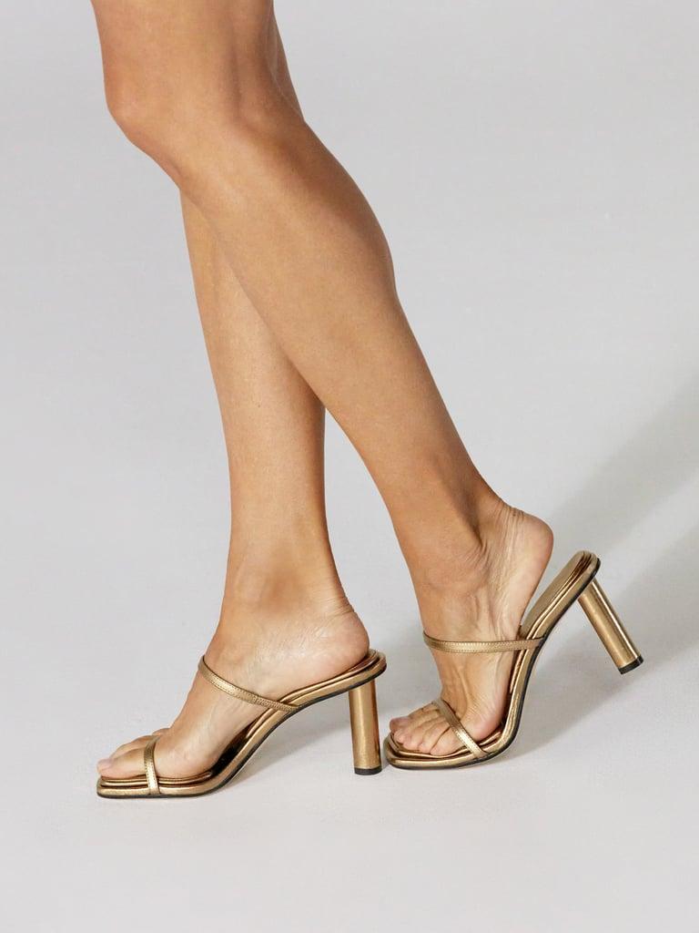 The Ultimate in Comfort: Tamara Mellon Absolute Sandal