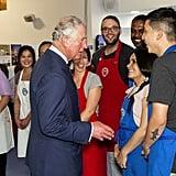 Prince Charles on MasterChef Australia 2018