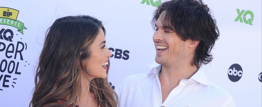 Ian Somerhalder Talks About His Daughter Bodhi