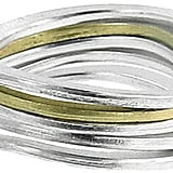 Himatsingka Class Five Stacking Rings ($570)