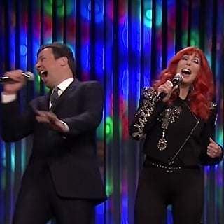 The Tonight Show With Jimmy Fallon Cher Lip Sync
