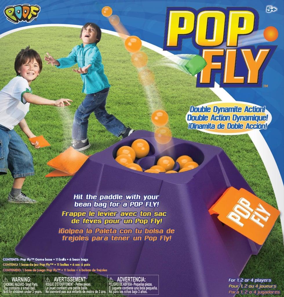 POOF Pop-Fly Bean Bag Game