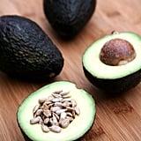 Keto: Avocado With Sunflower Seeds