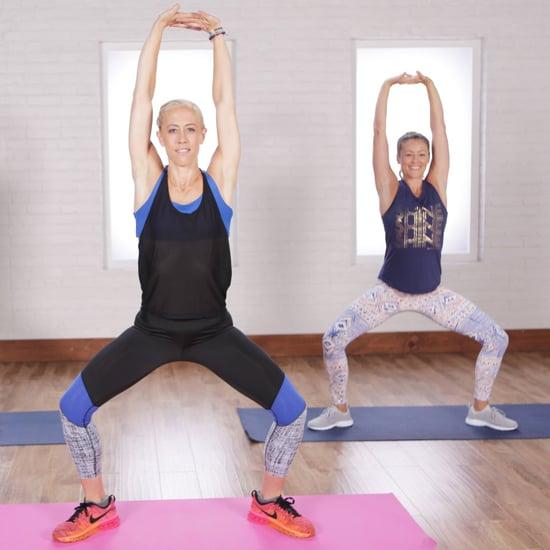 Live Workouts on POPSUGAR Fitness's Instagram, Week of 11/23