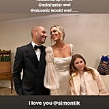 Erin Foster's Dreamy Wedding Dress