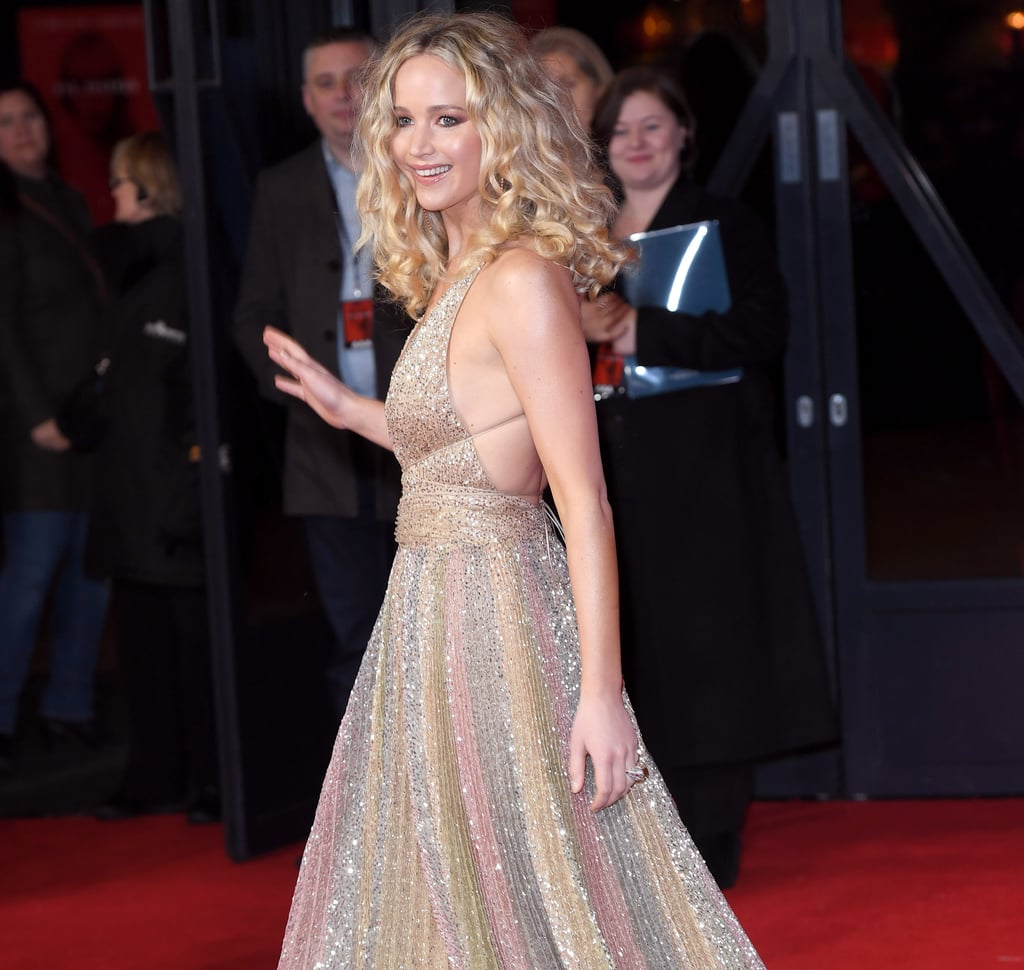 Jennifer Lawrence Style Pictures