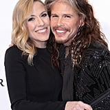 Pictured: Steven Tyler and Sheryl Crow