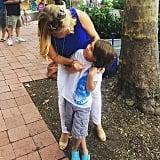 Melissa Joan Hart Family Instagram Pictures