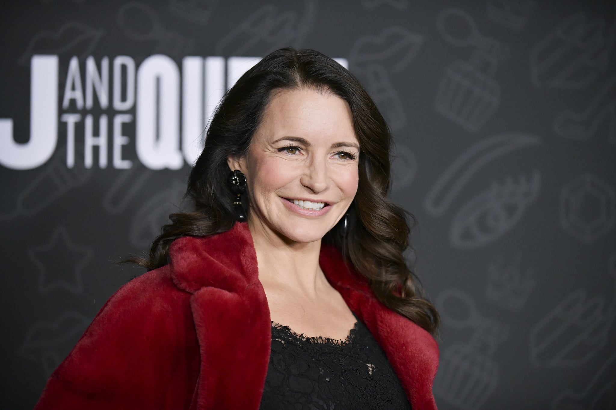 HOLLYWOOD, CALIFORNIA - JANUARY 09: Kristin Davis attends Premiere of Netflix's