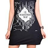 Marauder's Map Tank Dress ($17)