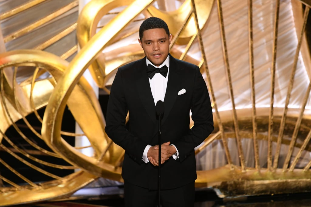 "The Daily Show host Trevor Noah took the Oscars stage Sunday night to present the montage for best picture nominee Black Panther, and his inspirational speech had a hilarious hidden message. The South African comedian, who actually had a small role in Black Panther, took some time while presenting the film to tell the audience that people around the world frequently come up to him and say ""Wakanda forever"" — a reference to the fictional African country.  In a nod to his fellow South Africans, Trevor shared a funny (fake) personal anecdote. ""Growing up as a young boy in Wakanda, I would see T'Challa flying over our village, and he would remind me of a great Xhosa phrase,"" Trevor told the Oscars crowd. ""He says 'abelungu abazi ubu ndiyaxoka' — which means 'In times like these, we are stronger when we fight together than when we try to fight apart."" For those of us who don't speak Xhosa, one of the official languages of South Africa, Trevor actually said, ""White people don't know I'm lying,"" and we have to give him props for a truly excellent roast that Shuri would be proud to hear.  Clearly inspired by his words, the audience clapped, making the moment even more LOL-worthy for Xhosa speakers, who were losing it on Twitter over the hidden message in his speech. Keep reading to see a clip of his speech along with some great reactions.       Related:                                                                                                           This Video of Ryan Coogler and a Young Black Panther Fan Will Wreak Havoc on Your Emotions"