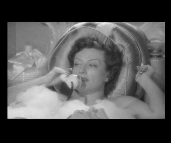 Smokin' in the Bathtub