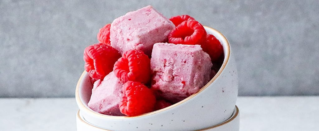 Raspberry Coconut Collagen Fudge Recipe