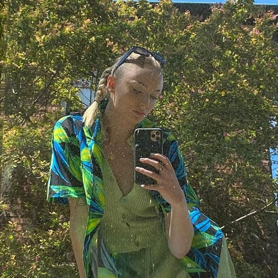 Joe Jonas Leaves Funny Comment on Sophie Turner Outfit Photo