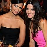 Camila Alves and Sandra Bullock