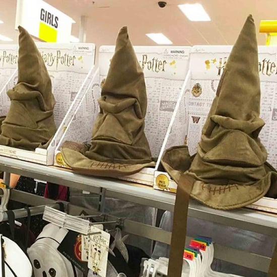 Harry Potter Sorting Hats at Target