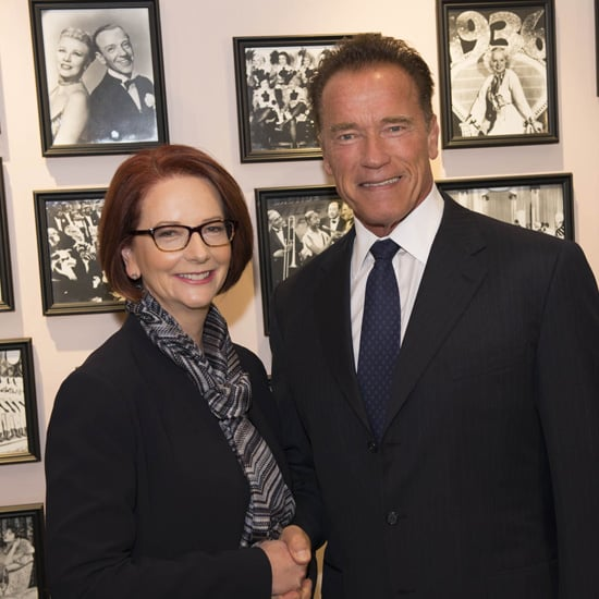 Julia Gillard Pictures as Prime Minister of Australia